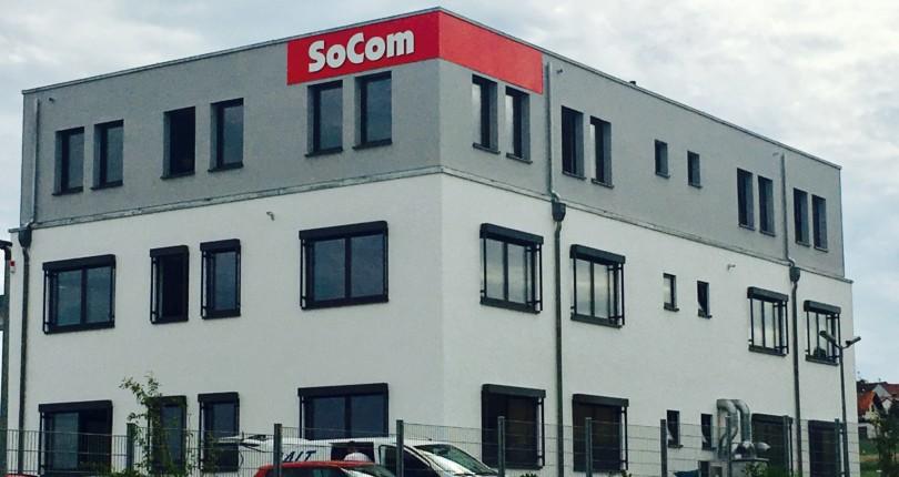 Aufstockung eines Bürogebäudes in Krumbach / Niederraunau