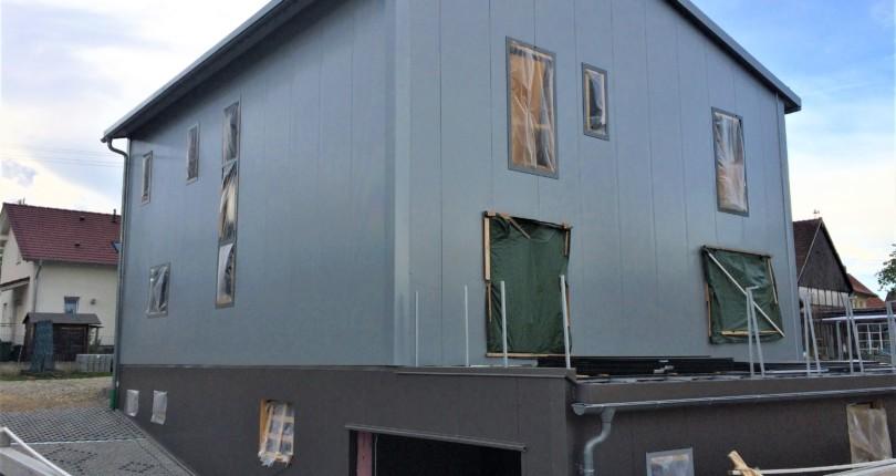 Neubau Einfamilienhaus in Weißenhorn