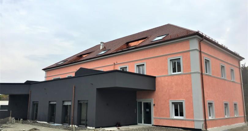 Neubau Wohn- und Geschäftshaus in Burgau