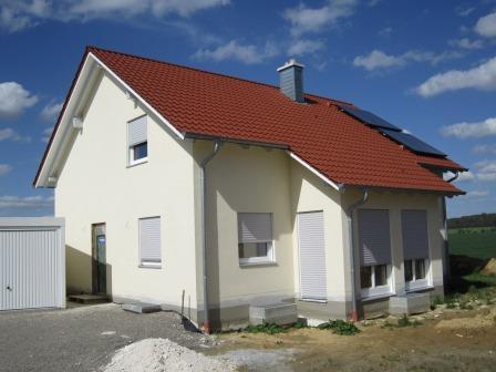 Neubau eines EFH in Babenhausen