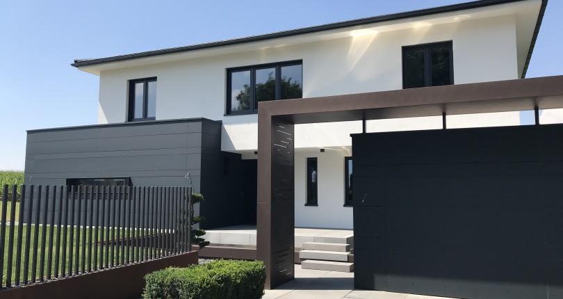 Neubau Einfamilienhaus in Roßhaupten